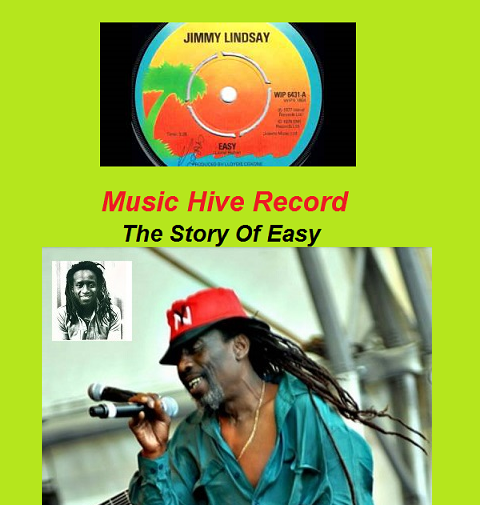 Jimmy Lindsay The Story of Easy