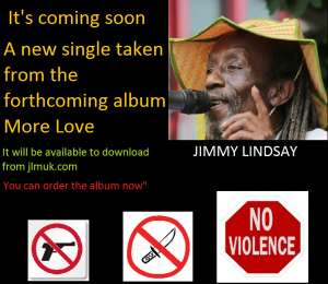 Jimmy Lindsay New Single