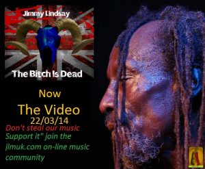 Jimmy Lindsay The Bitch Is Dead Video""